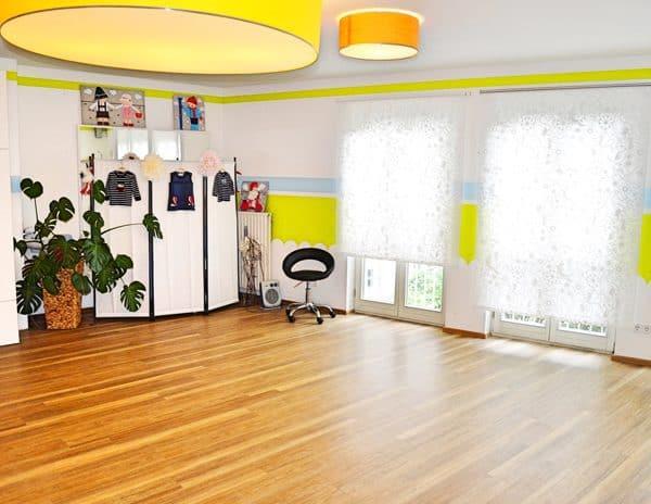 Münchens Cafe de Bambini - kinderfreundliches Cafe mit großer Spielecke und Kindergeschäft