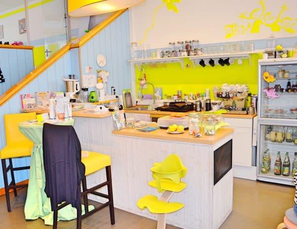 Cafe de Bambini in München - Cafe und Kinderladen in einem