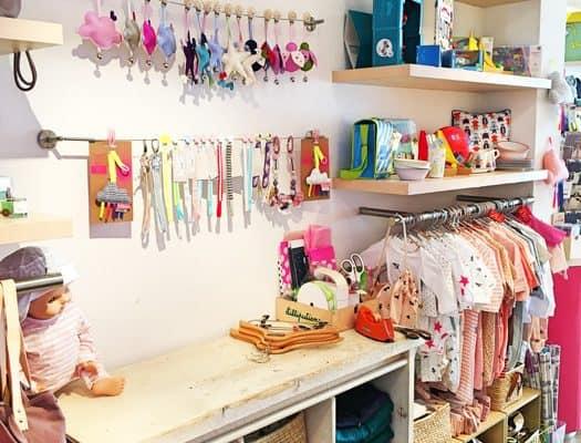 Lili et Milou Babybekleidung Shop