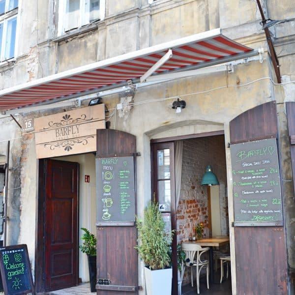 Barfly Framilienfreundliches Restaurant in Krakau