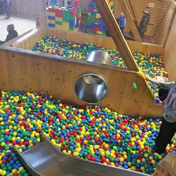 Bergtierpark, Spielstadl Indoorspielplatz in München, the urban kids