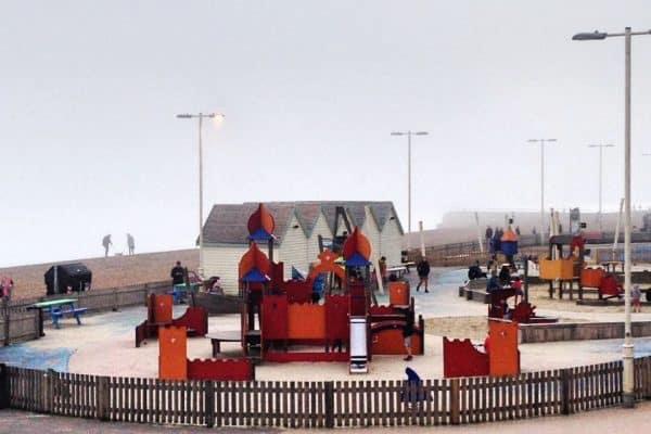 Brighton Spielplatz King's road