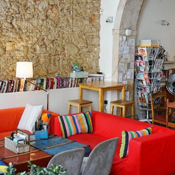 Cafe Pois Lissabon kinderfreundlich Restaurant