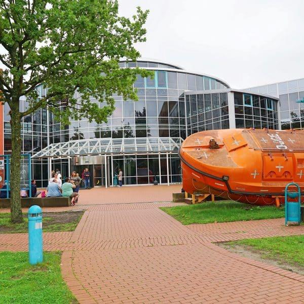 Dortmund Museum mit Kinder DASA