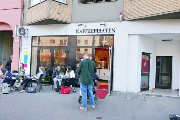 Kinderfreundliches Café, Bistro Kaffeepiraten in Düsseldorf