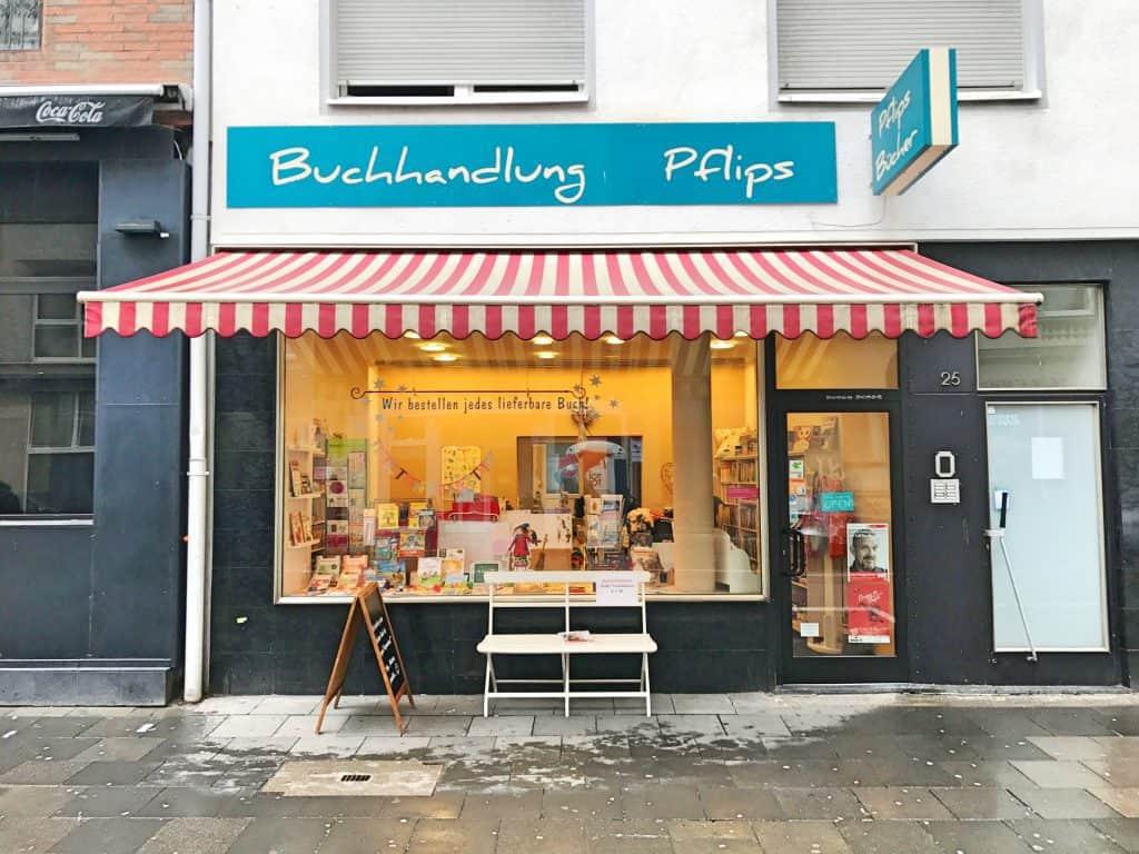 Kinderbuchhandlung Pflips Köln