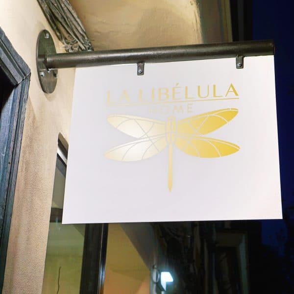 La Libelula Palma Einrichtung mit Kinderecke