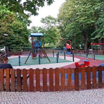 Spielplatz Jardim do Principe Real Lissabon