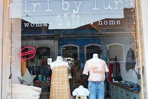 Mini by Luna Kinderkleidung Kinderzimmer Lissabon