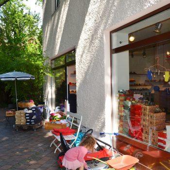 München Kinderschuhe Der kleine Knurrhahn