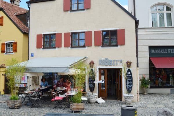 München eat&drink Little Rabbit's Room