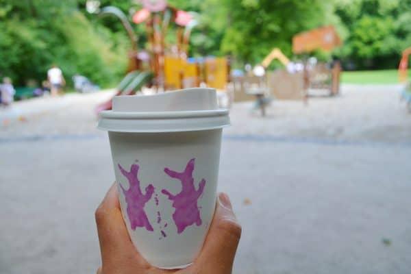 München eat&drink Little Rabbit's Room Coffee to go