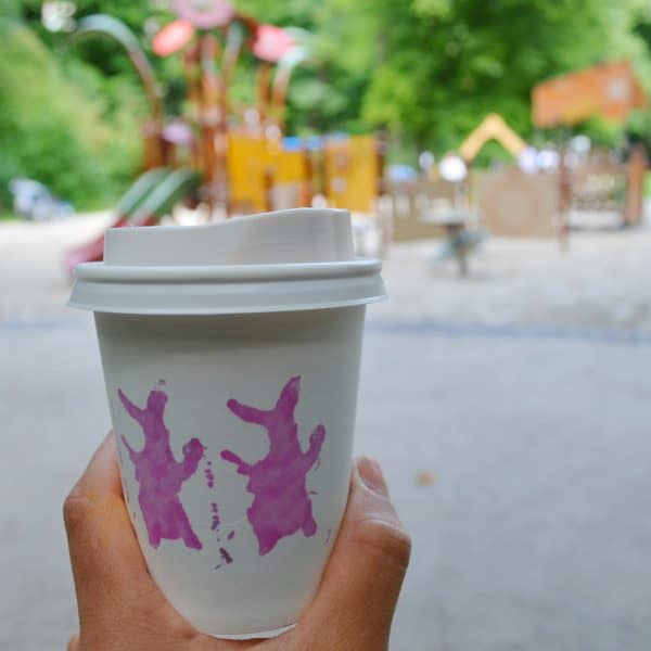 München eat&drink Little Rabbit's Room Coffee to go