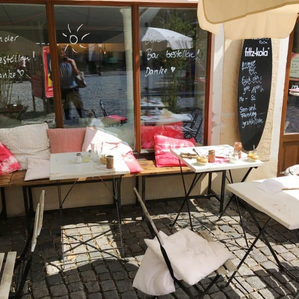 München eat&drink Little Rabbit's Room Terasse