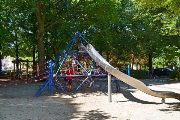 Münche Outdoor Spielplatz am Glockenbach