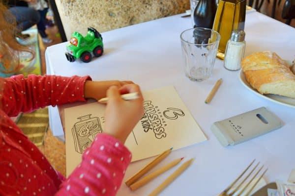 München Essen mit Kindern Brenner Grill