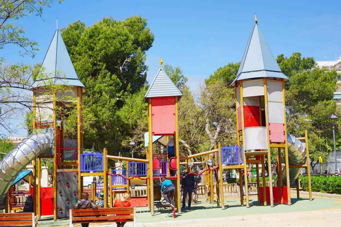 PARC SA FEIXINA – KIDS PLAYGROUND IN PALMA