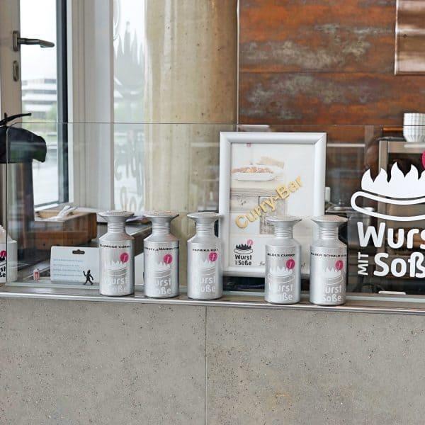 Wurst mit Soße - Kinderfreundliches Restaurant mit Hochstühlen in Dortmund