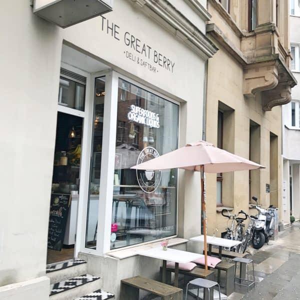 The Great Berry Restaurant in Köln