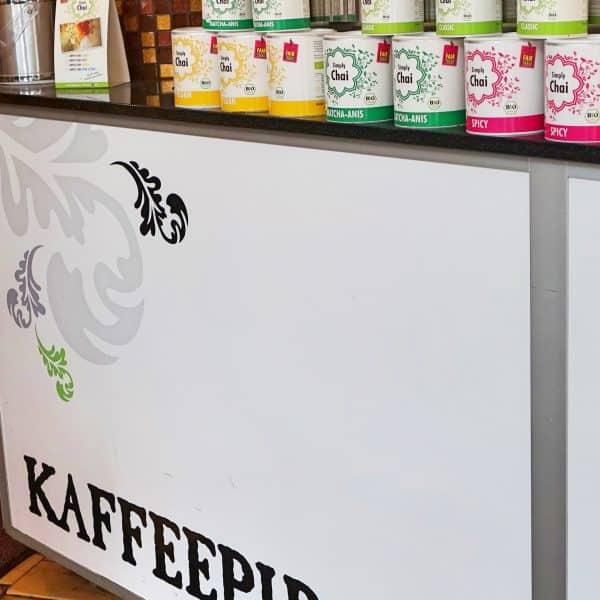 Restaurant, Kindercafé Kaffeeladen in Düsseldorf