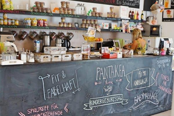 Pantakea Kindercafé in Düsseldorf