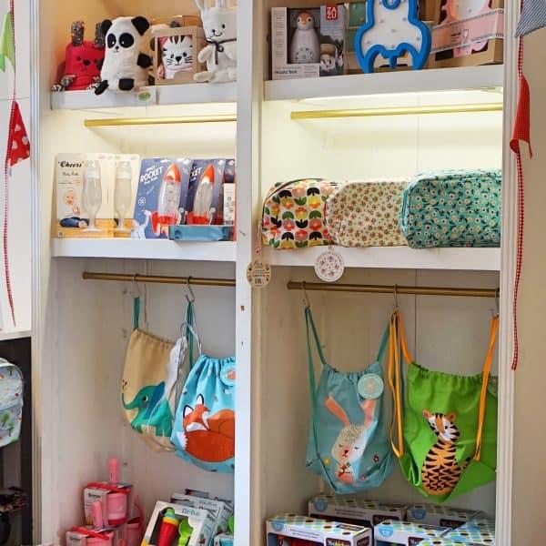 Sabas Kindergeschäft für Kinderspielzeug und Kinderbekleidung