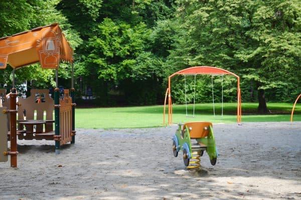 München Outdoor Spielplatz Wiener Platz