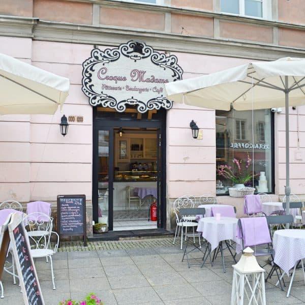 Kinderfreundliches Restaurant, Café in Warschau