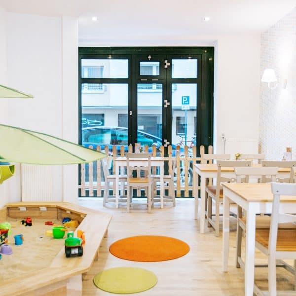 Eltern-Kind-Cafe Halli Galli in Köln Kindercafe, Familiencafe