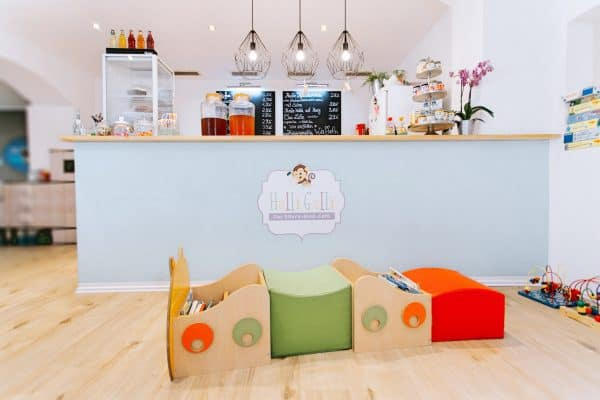 Eltern-Kind-Cafe Halli Galli in Köln Kindercafe, Familiencafe