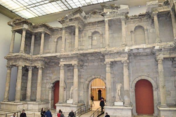 Pergamon Museum Berlin mit Kind Museum für Kinder