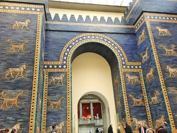 Family Visit To Pergamon Museum In Berlin Recommended By The Urban