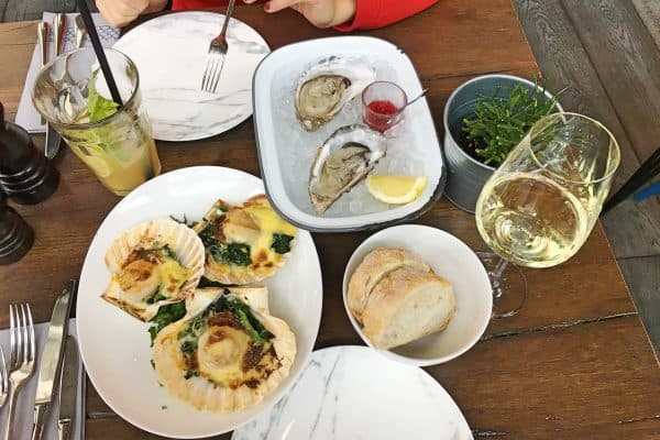 Seaside Restaurant mit Familien kinderfreundliches Restaurant