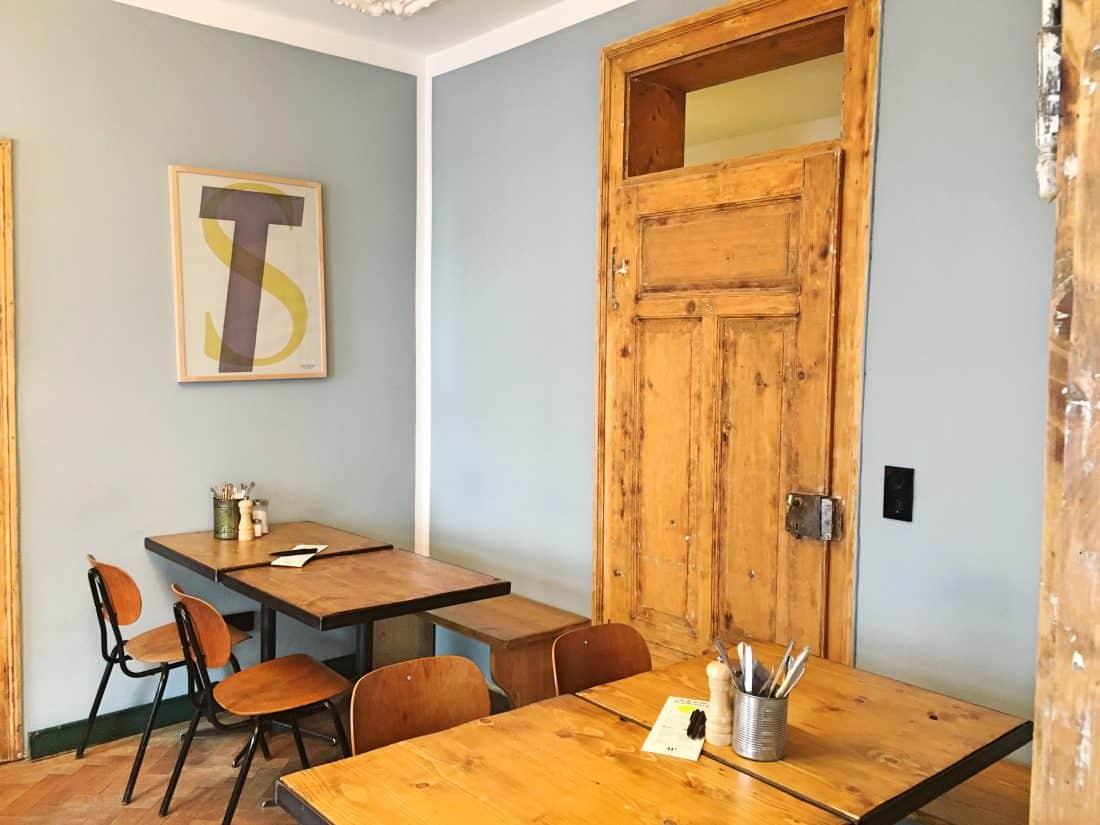 Waldmeister kinderfreundliches Café familienfreundliches Restaurant in München