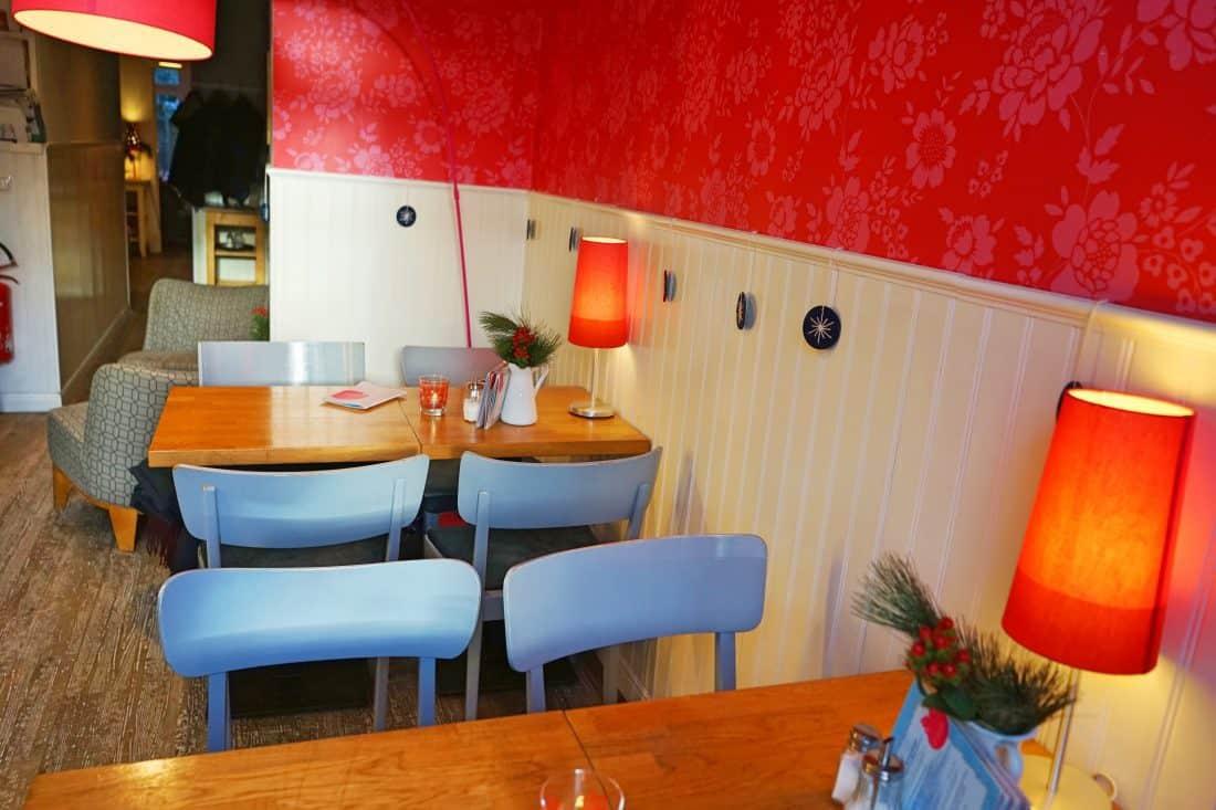 KINDERFREUNDLICHES CAFÉ FRAU LARSSON IN HAMBURG