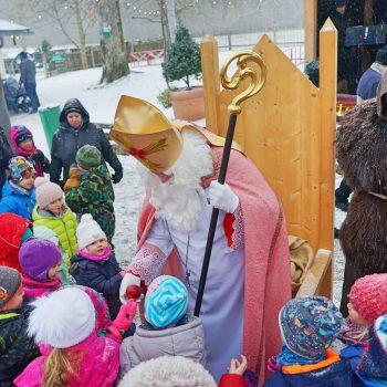 Weihnachtsmarkt Forsthaus Kasten, Kinderweihnachtsmarkt, Pony Reiten, Glühwein, Nikolaus