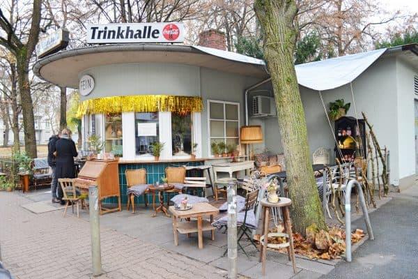 Spielplatz Lange Straße Frankfurt Trinkhalle