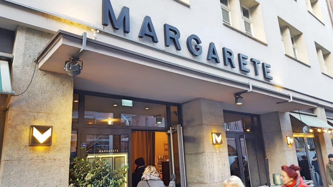 FAMILIENFREUNDLICHES RESTAURANT IN FRANKFURT – MARGARETE