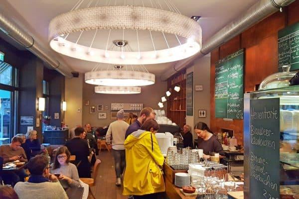 Margarete Restaurant mit Kind in Frankfurt