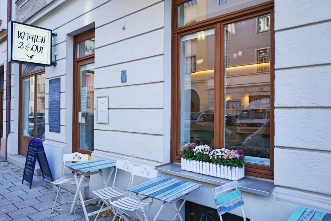 KINDERFREUNDLICHES CAFÉ KITCHEN2SOUL IN MÜNCHEN