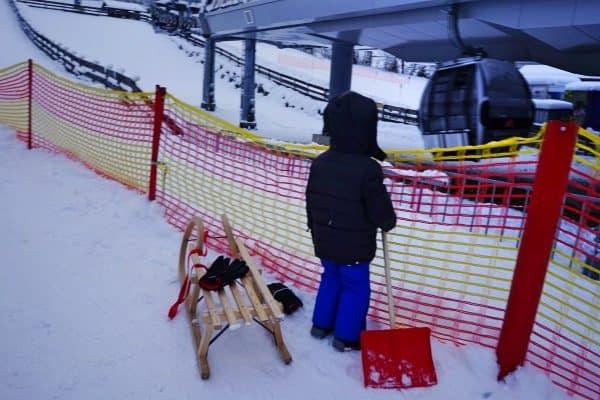 Kinderland am Hausberg Zugspitze Garmisch-Classic