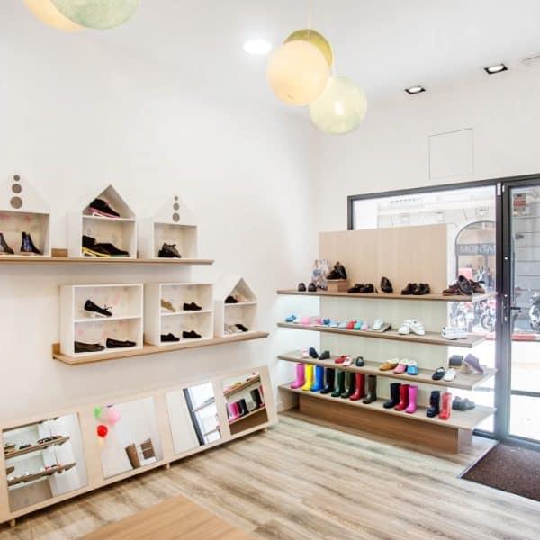Kids store Barcelona - Pisamonas