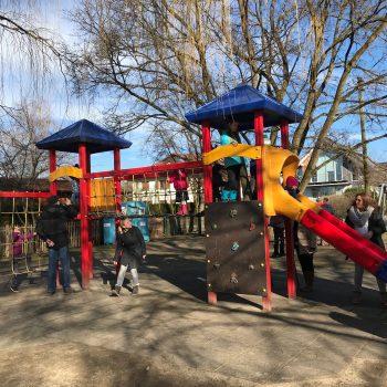 Spielplatz in Herrschen am Ammersee, Ausflug mit Kind, Münchener Umland