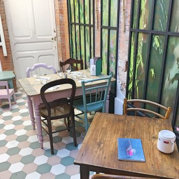 Indoor Childrencafé in Toulouse childf-riendly Restaurant Toulouse3