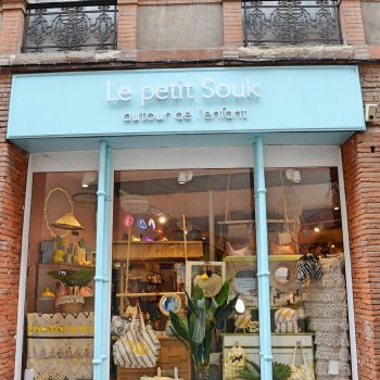 Le petit Souk Toulouse with kids