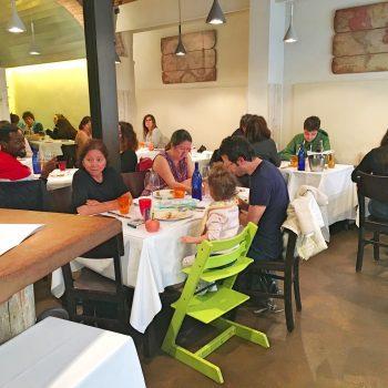 Locanda 4 Cuochi family-friendly restaurant in Verona