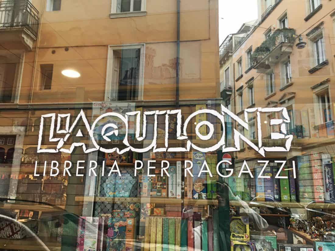 BOOKSTORE L'AQUILONE IN VERONA