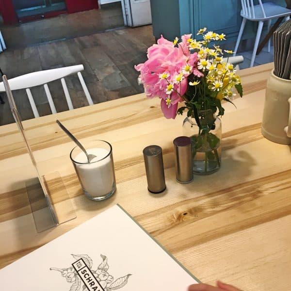 Familienfreundiches Restaurant und Cafe Schranne in Dachau