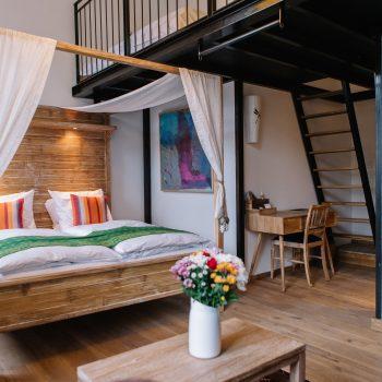 LULU Guldsmeden kinderfreundliches Hotel Berlin Hotelzimmer