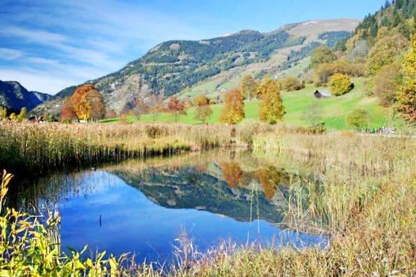 Abenteuerspielplatz Bad Gastein mit Kindern Naturerlebnis Wanderweg